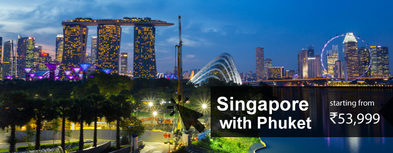 Singapore with Phuket Packages